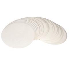 Фильтры обеззоленные 100 шт. (диаметр 110 мм)