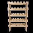 Деревянные изделия - Шкафы и подставки для бутылок