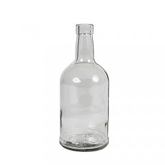 "Бутылки ""Домашний Самогон"" 0,5 л (12 шт.) с пробками"